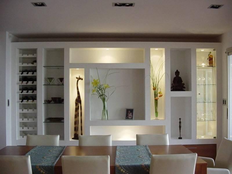 Примеры интерьеров со встроенными в стену или шкаф кроватями: 50 фото