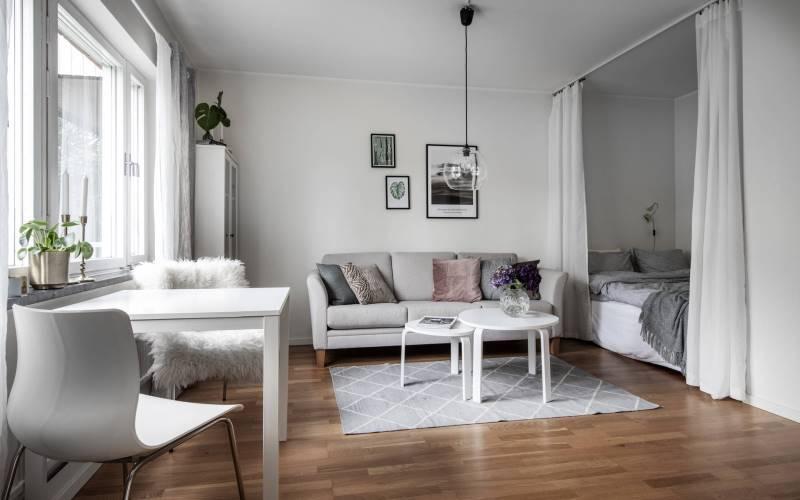 Скандинавский стиль в интерьере квартиры: создаем нордический характер в доме