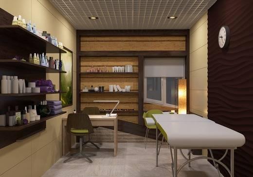 Дизайн маникюрного кабинета +50 фото примеров интерьера салонов