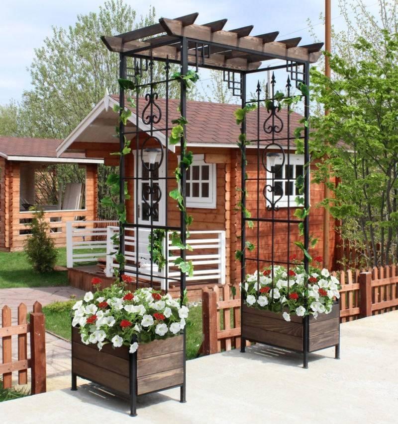 Садовый декор своими руками — лучшие варианты и идеи от профи смотрите на фото и в видео!