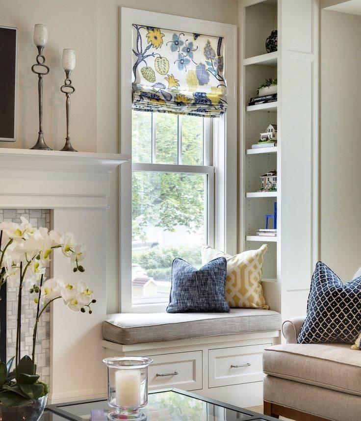 Дизайн широкого подоконника в спальне