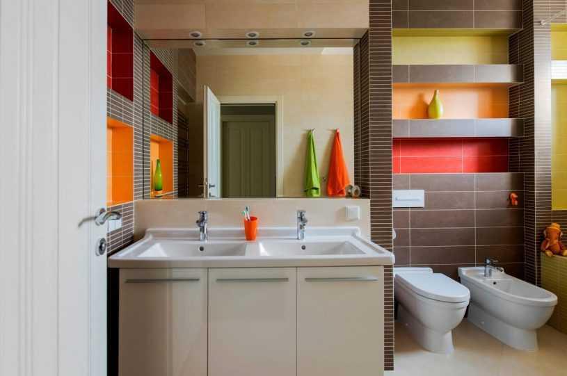 Современный дизайн ванной комнаты: актуальные веяния