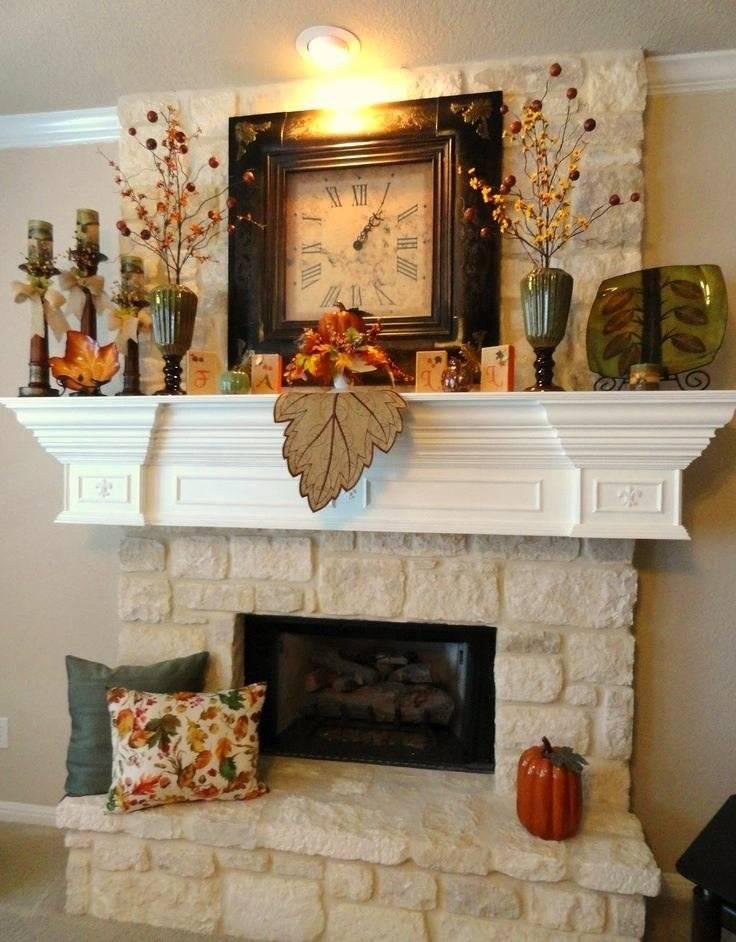 Декоративный камин в гостиной: 9 идей оформления, которые вас очаруют