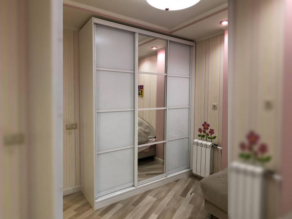 Рекомендации по выбору встроенных шкафов-купе для прихожей комнаты