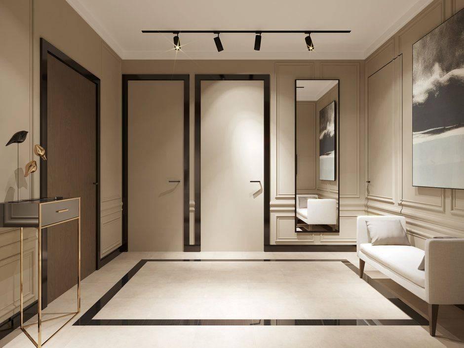 Маленькая прихожая — идеи дизайна и функциональные особенности интерьера в прихожих маленького размера (100 фото)