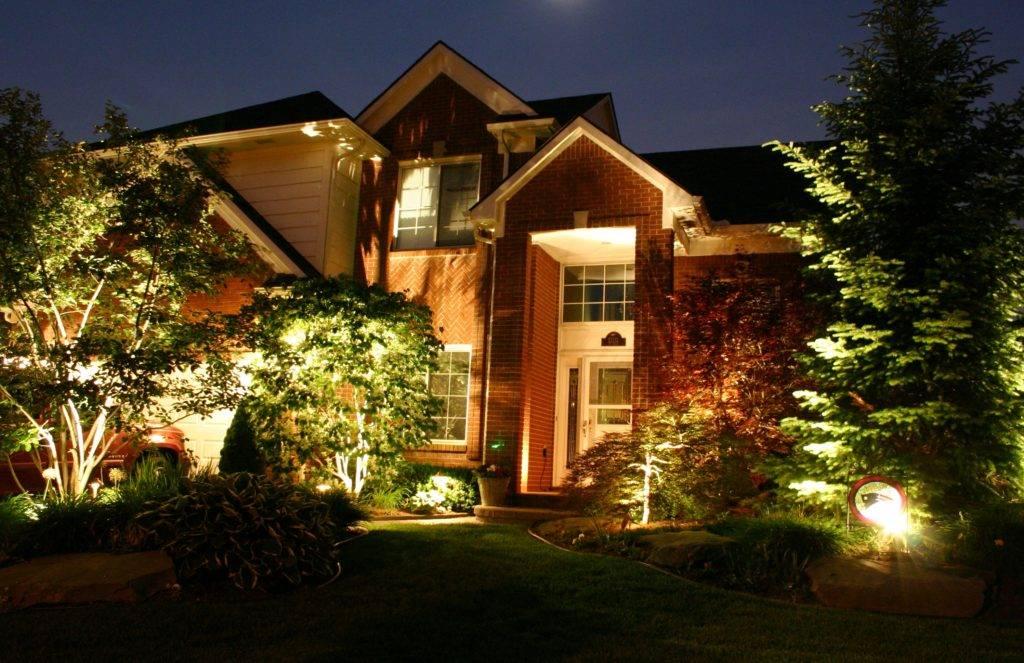 Садовые светильники - 100 фото идей стильной реализации и оформления