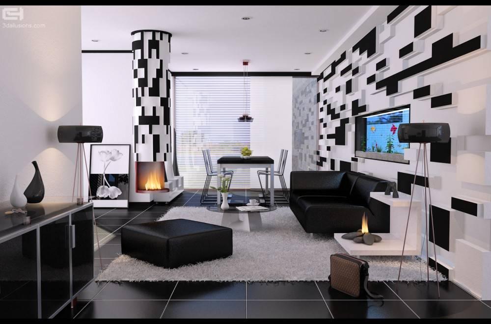 Дизайн зала в квартире: 200 фото идей для ремонта и оформления гостиной комнаты