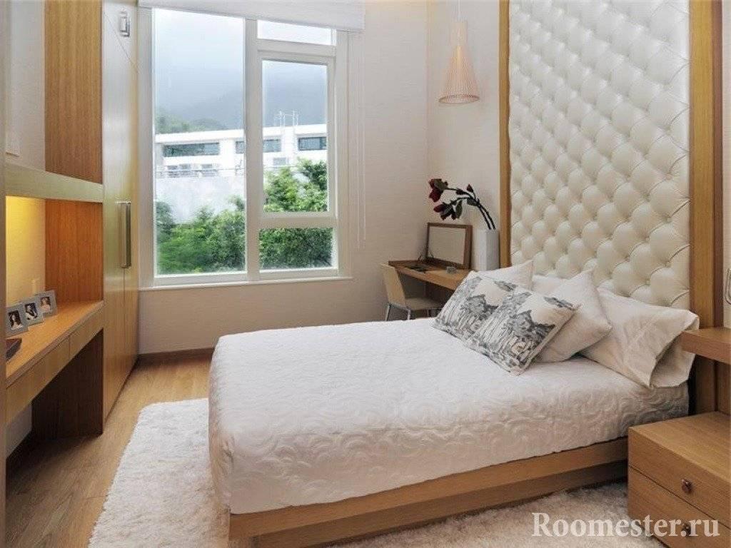 Особенности оформления дизайна маленькой спальни