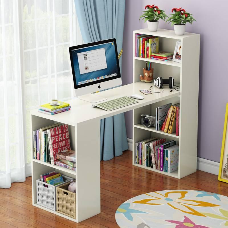 Стол у окна в детской (40 фото): письменная и рабочая столешница с полочками вдоль окна в комнате для двух детей