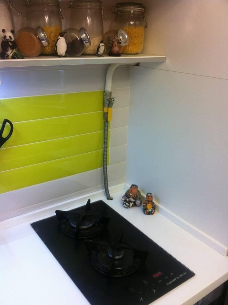 Можно ли газовую трубу спрятать в шкаф