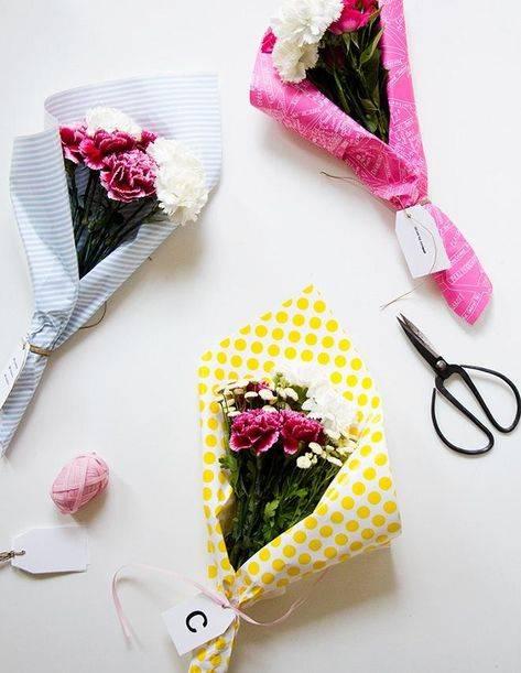 Как упаковать букет? 11 невероятных мастер-классов, как красиво упаковать букет из цветов и не только