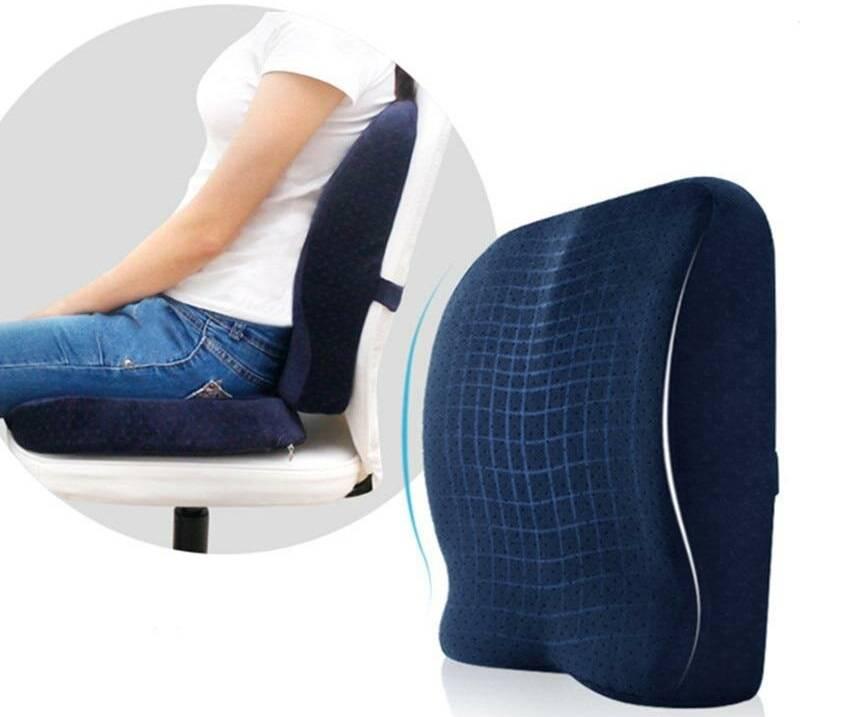Подушка ортопедическая для сидения на стул: выбираем грамотно | для детской | mattrasik.ru