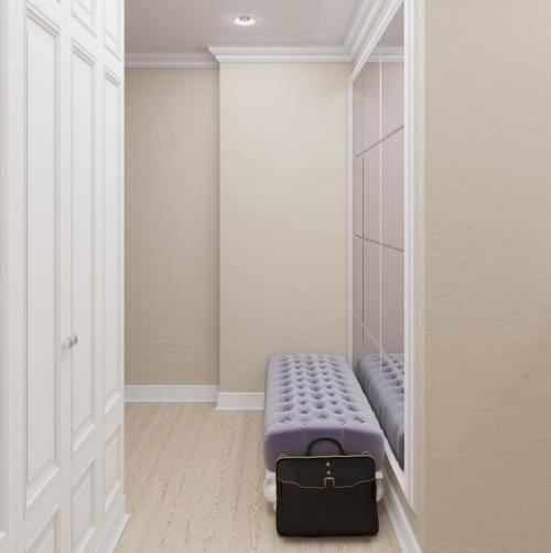 Как выбрать обои для коридора, расширяющие пространство?