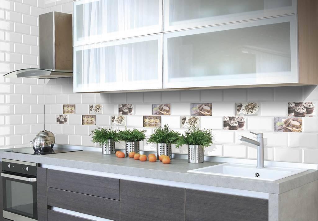 Фартук из плитки для кухни: виды, особенности выбора и лучшие идеи (35 фото) | современные и модные кухни