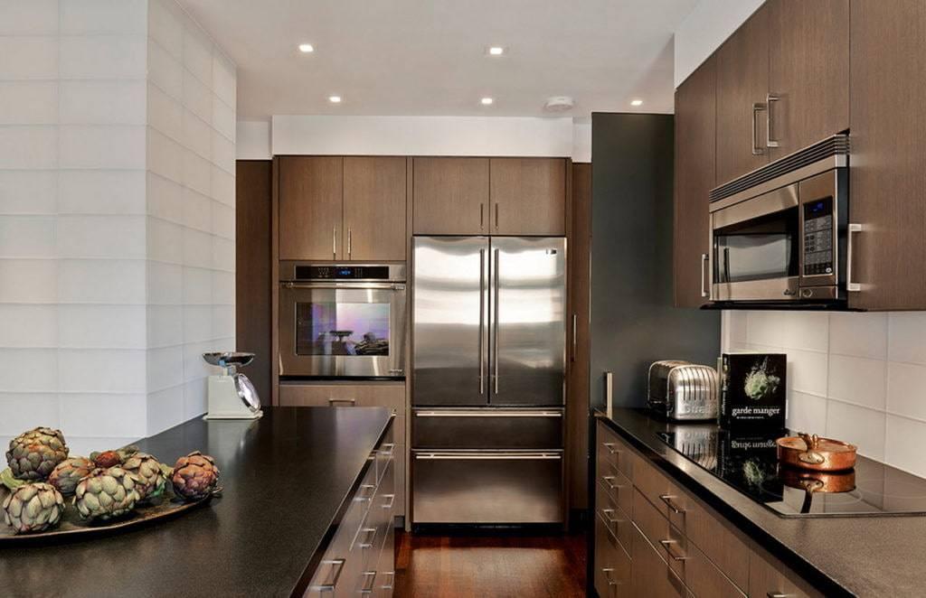 Кухня в бежево-коричневых тонах: фото, советы и модные тренды