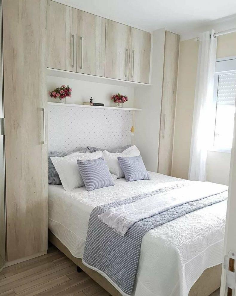 Спальня 3 на 3 — варианты планировки, оформления и размещения мебели, фото лучших новинок дизайна маленькой спальни