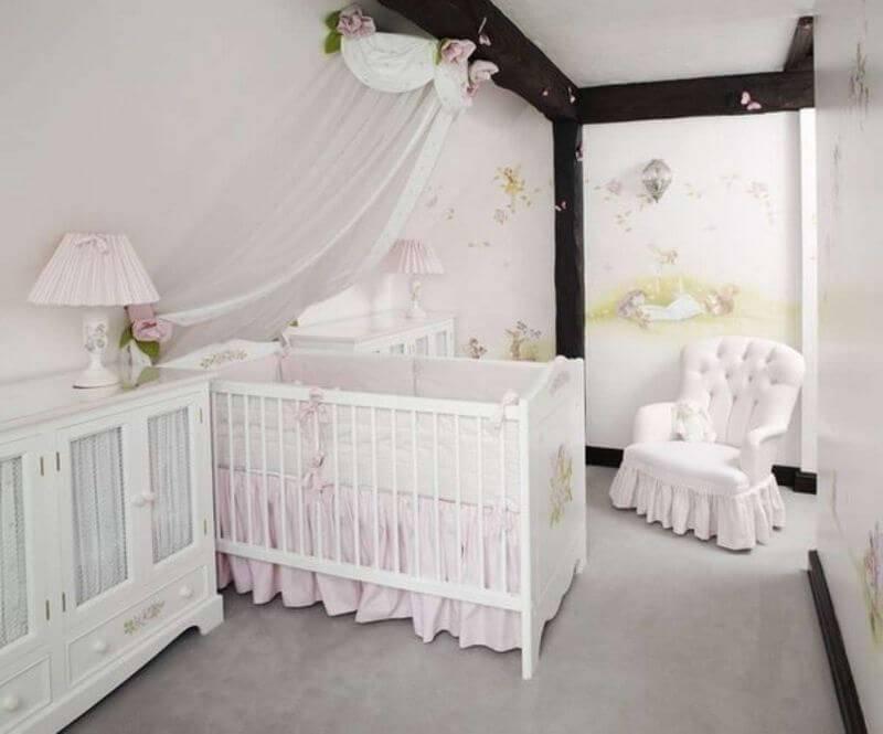 Комната для новорожденного - 160 фото идей и новинок дизайна