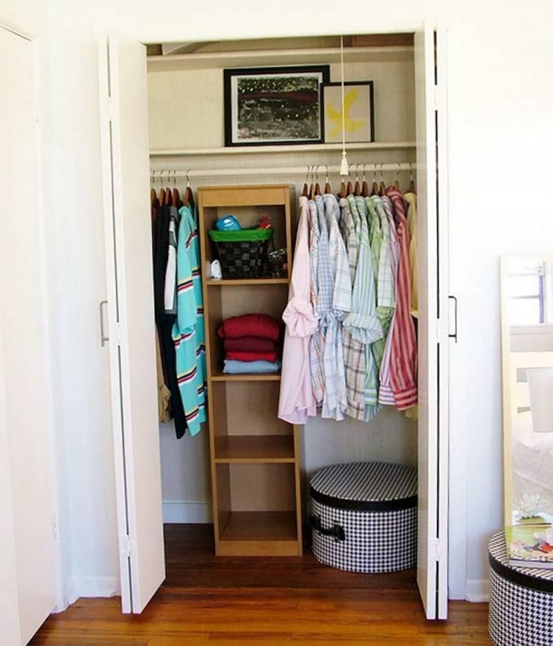 Интересные идеи дизайна гардеробной комнаты