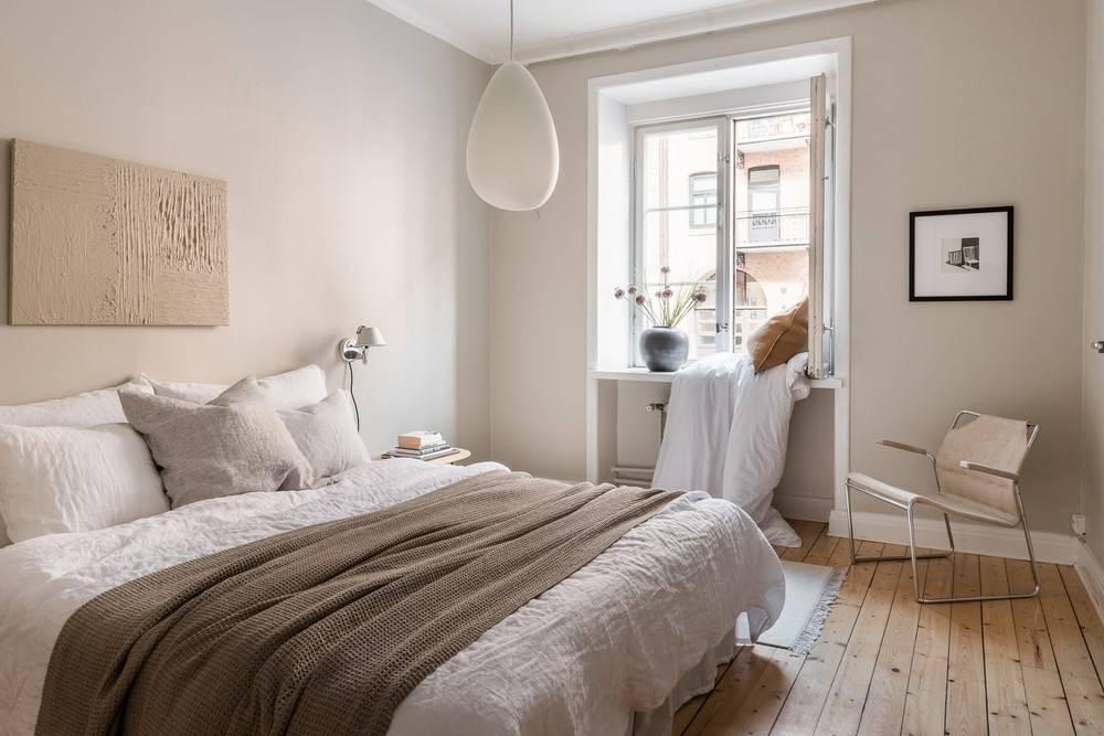 Покраска стен в спальне: топ-135 фото идей дизайна стен, советы какой цвет лучше выбрать для покраски