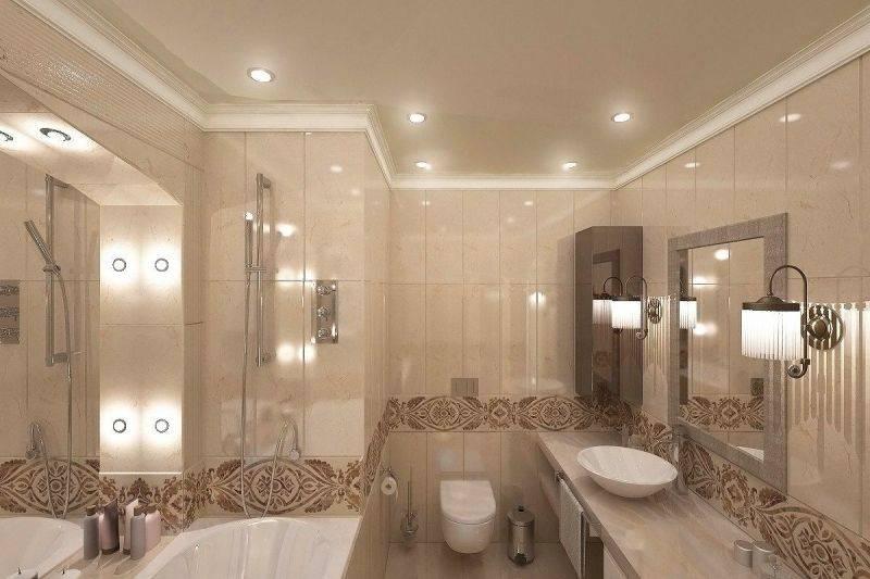 Коричневая ванная комната: идеи создания гармоничных интерьеров
