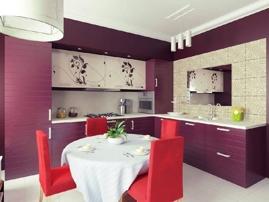 Цветовая гамма кухни (59 фото): рекомендации по выбору оптимального варианта