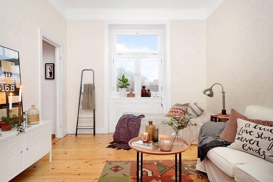 Скандинавский стиль в интерьере квартиры: самый полный гид по стилю