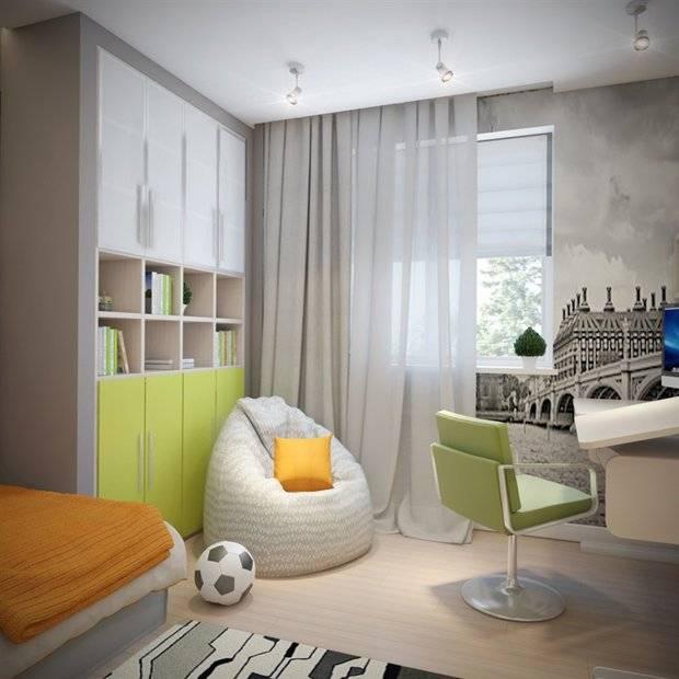 Дизайн детской комнаты 10 кв. м. – лучшие идеи и фото - идеи дизайна интерьера