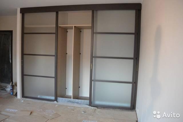 Незаменимые раздвижные двери для гардеробной