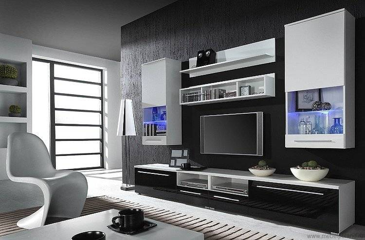 Модульные гостиные (140 фото новинок дизайна): инструкция, как использовать, и сочетать в современном интерьере гостиной