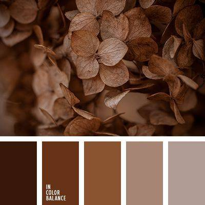 Коричневая краска для волос: разновидности и выбор оттенка