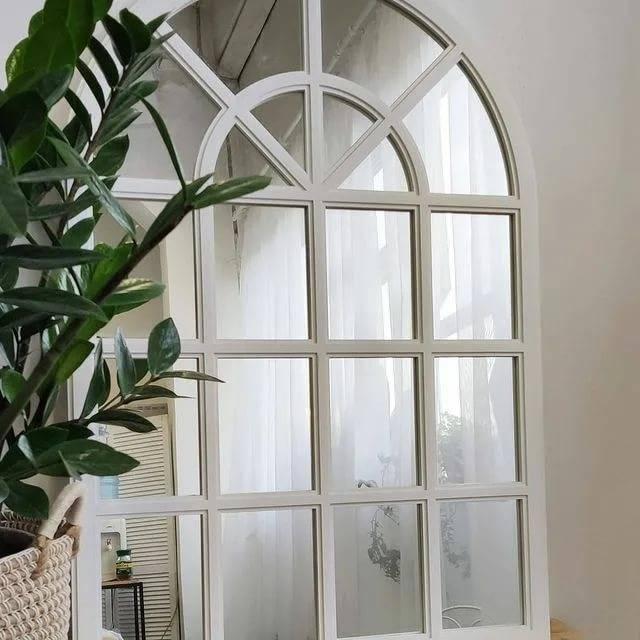 5 советов как использовать фальш-окно в интерьере
