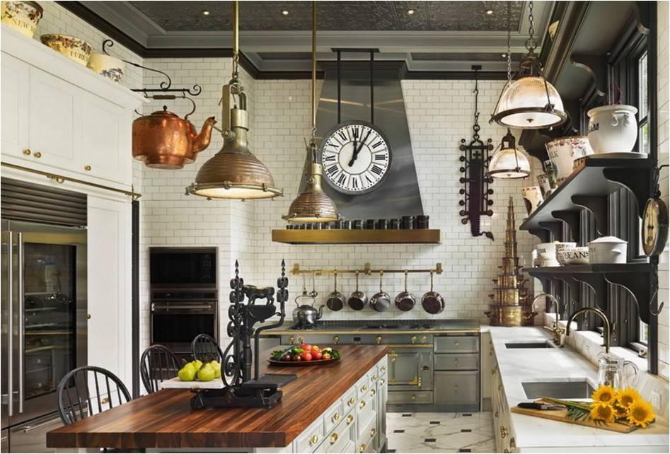 Блеск викторианской англии — стиль стимпанк в интерьере: 80+ потрясающих идей дизайна и декора