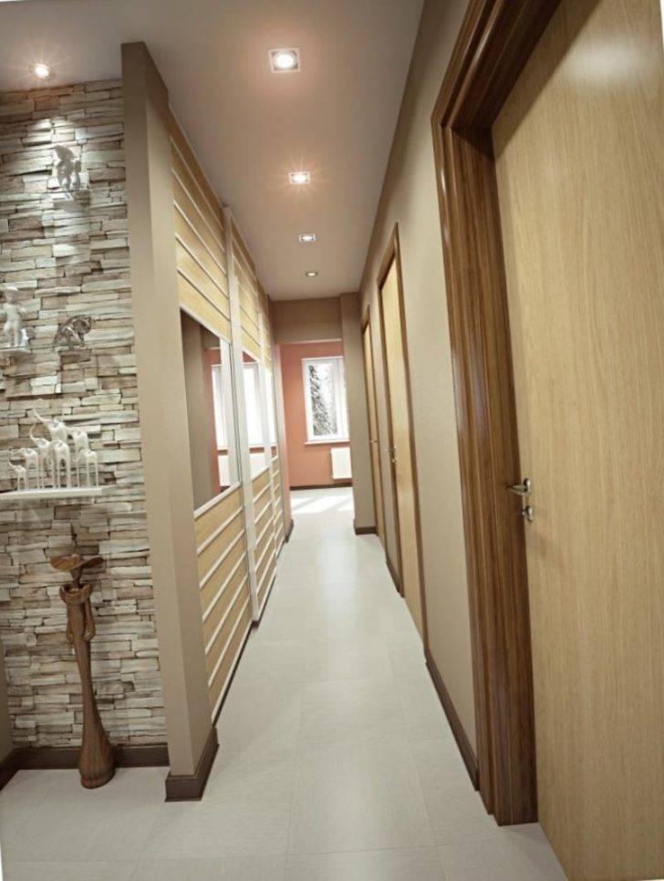 Стены в прихожей: красивые и необычные идеи оформления стен в прихожей (105 фото + видео)