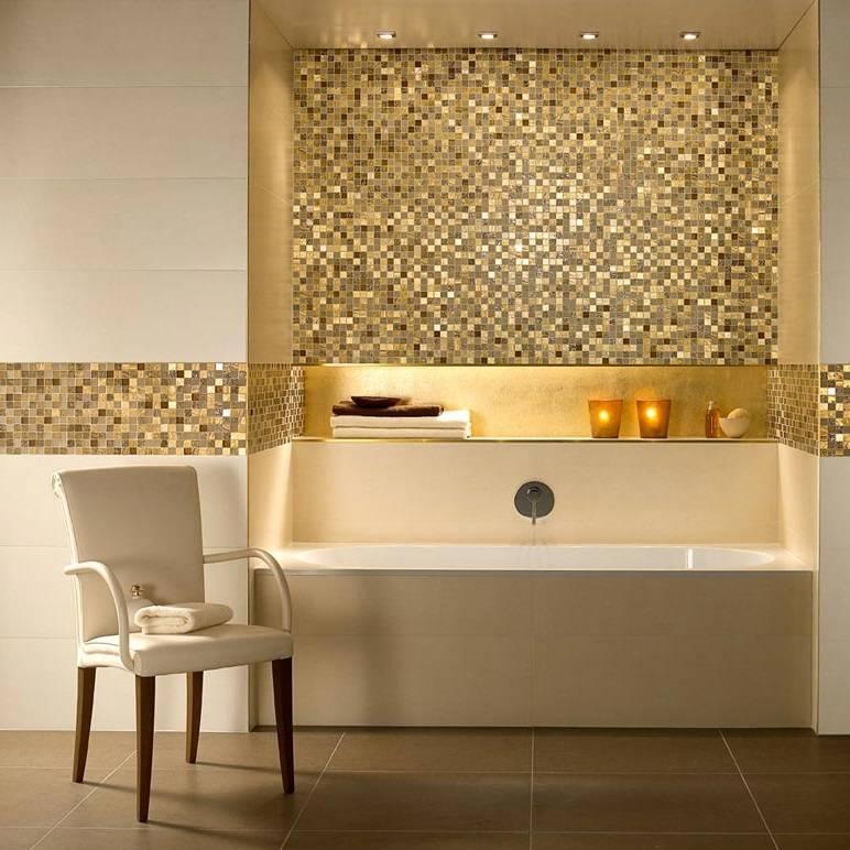 Мозаика в ванной комнате: дизайн +75 фото - «интерьер ванной» » «дизайна интерьера»