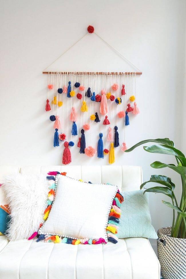 100 потрясающих идей: декор детской комнаты своими руками