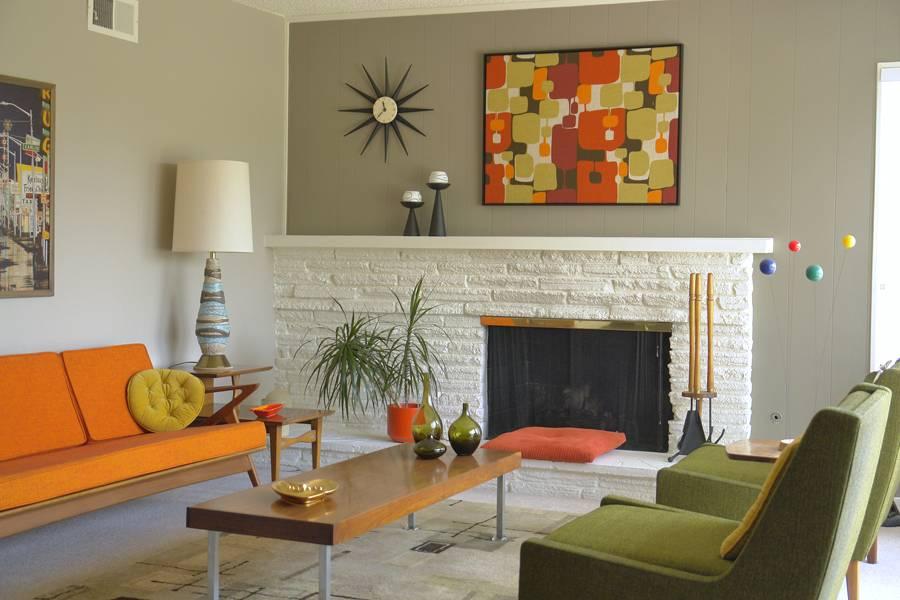 Винтажный стиль в интерьере комнат: от цвета до текстур