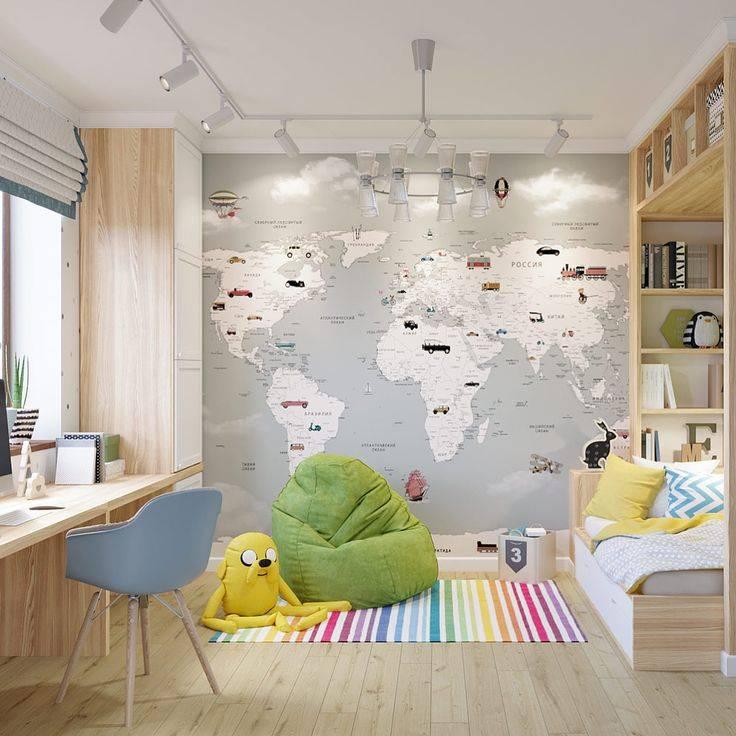 Фотообои на стене:205+(фото) примеров для кухни/ детской/спальни