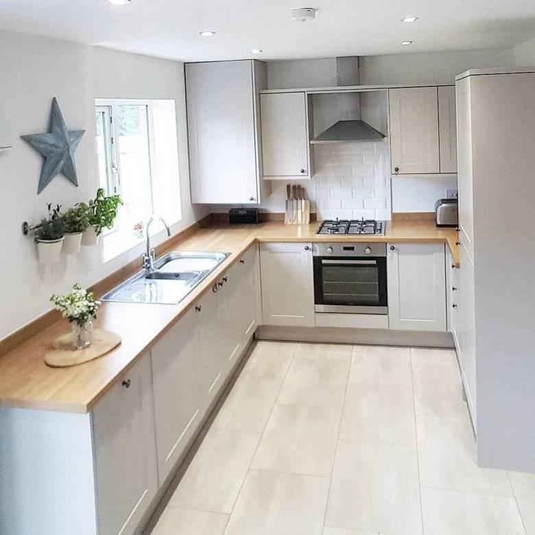 Г-образная кухня (41 фото): тонкости планировки интерьера, особенности дизайна левых и правых кухонь буквой «г», выбор кухонного гарнитура