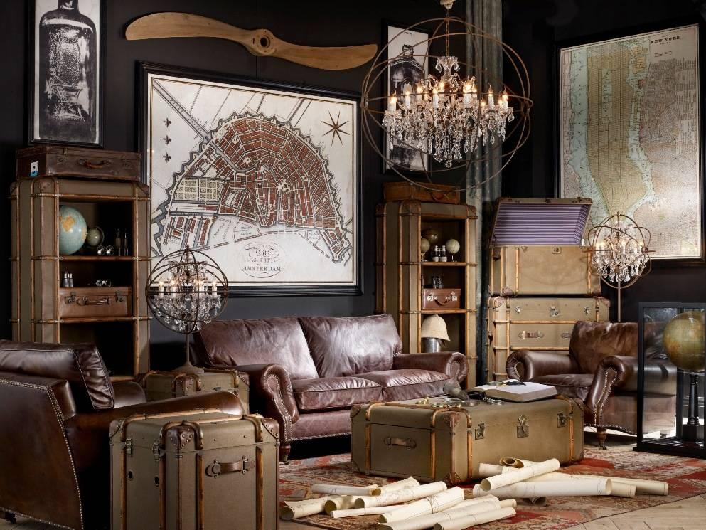 Этнический стиль винтерьере— 39 фото дизайна комнат