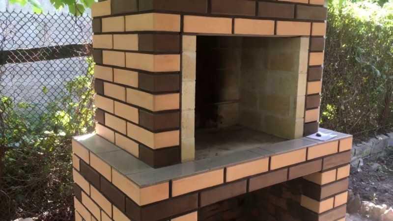 Мангал из кирпича своими руками: топ-125 фото проектов для сооружения современного мангала