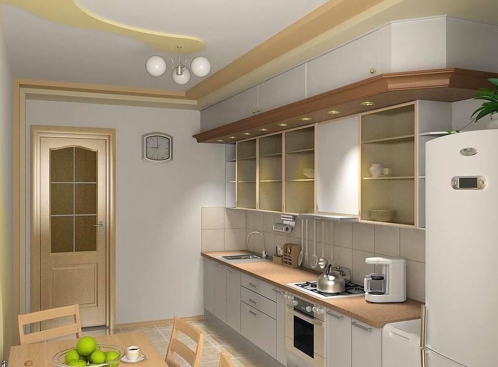 Дизайн кухни 3 на 3 метра (70 фото): красивые интерьеры кухонь, идеи ремонта