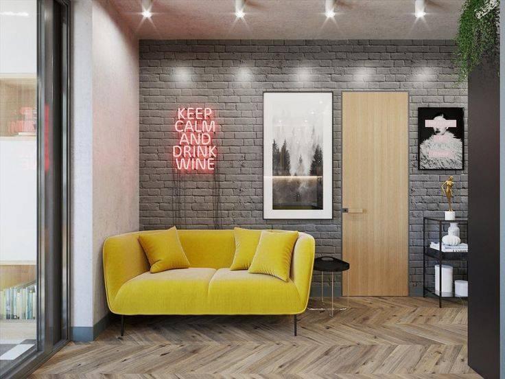 Прихожая в стиле лофт — 50 фото идей нестандартного и уютного дизайна