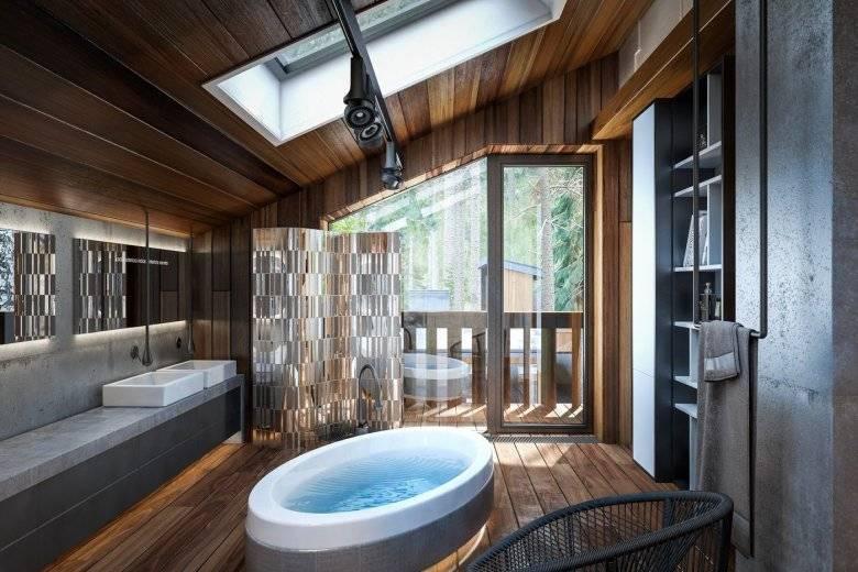 Обустройство ванной 4 кв. м.: самые стильные идеи и проекты ванной комнаты (75 фото)