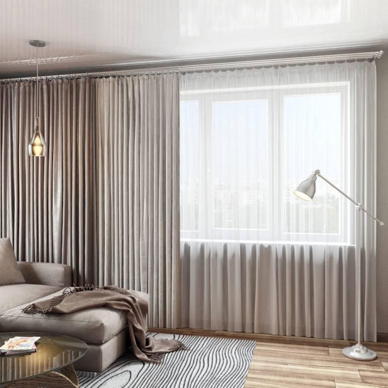 Новинки штор для зала 2021 года - 140 фото лучших идей дизайна штор