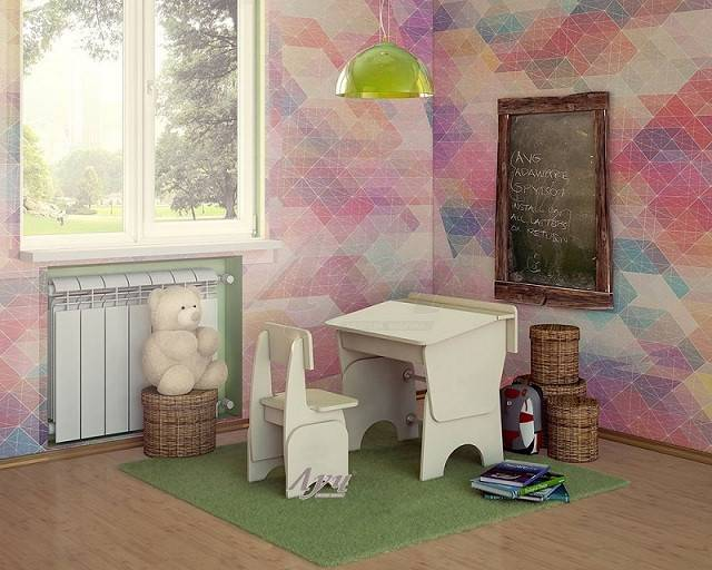 ???? стол у окна в детской: виды, фото, модели и варианты установки