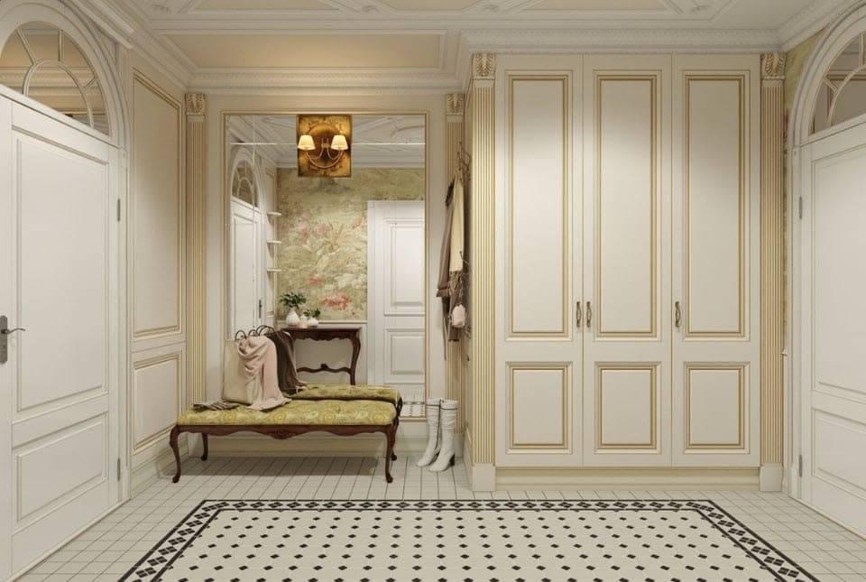 Интерьер комнат в классическом стиле: фото идеи в оформлении дизайна