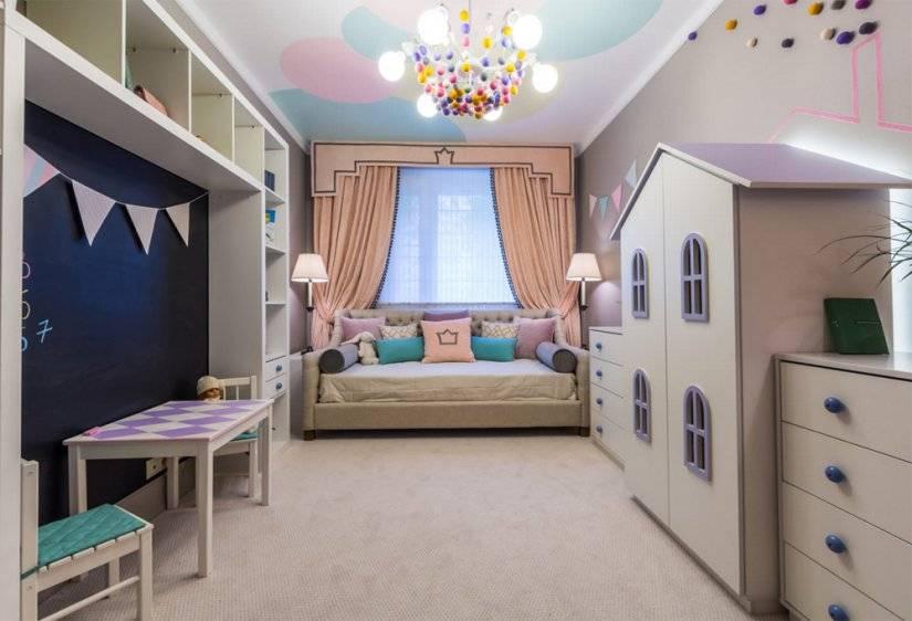 Спальня для девочки: как ее обустроить? (+50 фото идей)