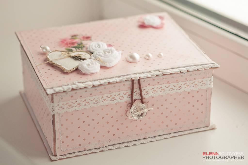Украшаем коробку своими руками - интересные идеи, особенности и рекомендации
