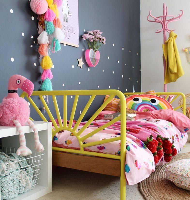 Декор для детской - 115 фото оригинальных и свежих популярных идей