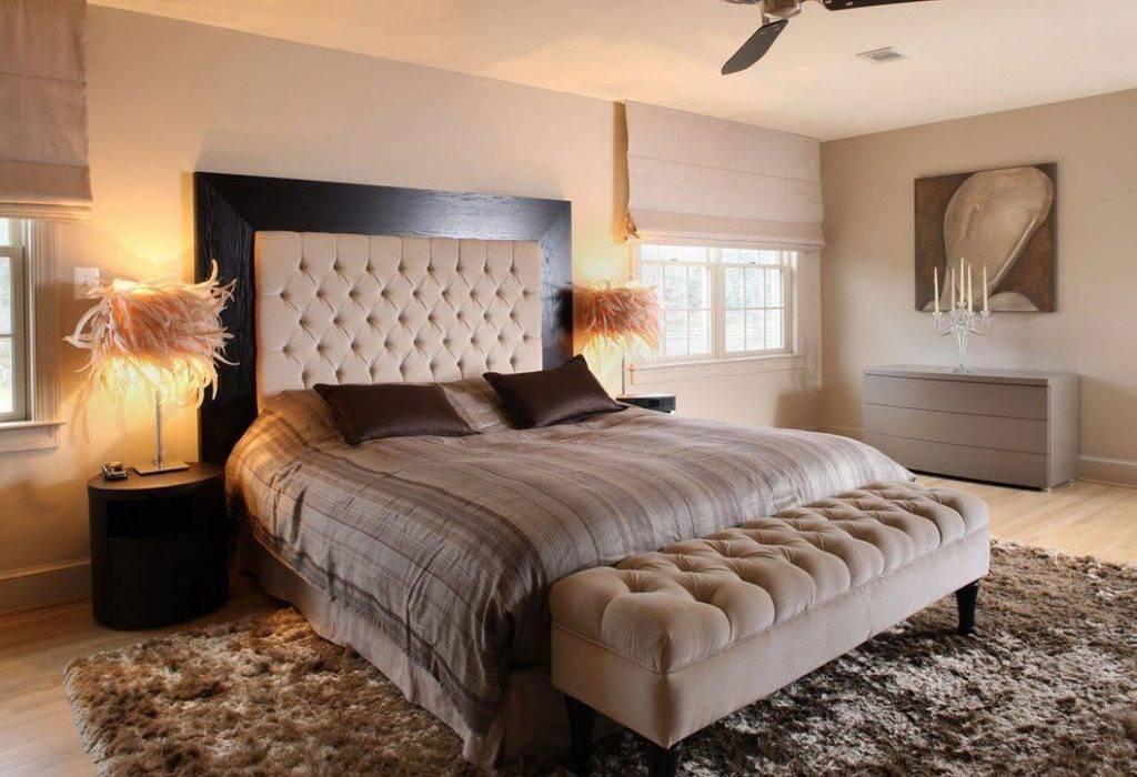 Прямоугольная спальня: идеи стильного оформления интерьера, современные тенденции дизайна (150 фото)